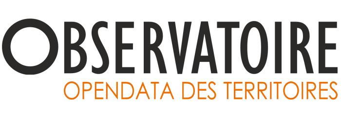 L'Observatoire Open data des territoires